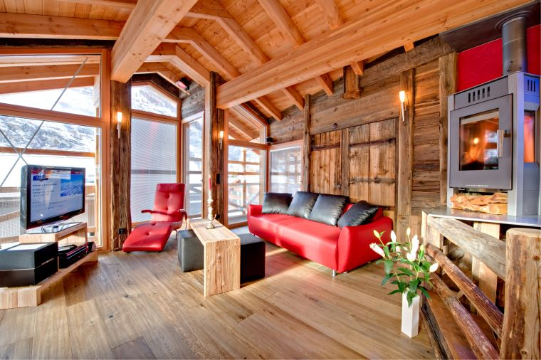 zermatt vacations chalet swallow 39 s nest 4 persons apartment. Black Bedroom Furniture Sets. Home Design Ideas